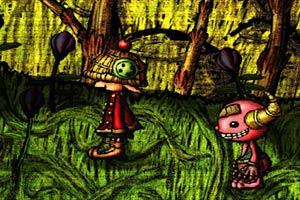 木偶的冒险故事