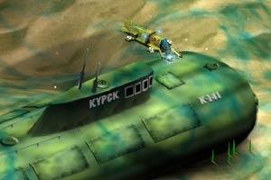 库尔斯克核潜艇