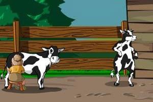 奶牛历险记