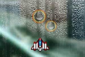 战机VS水滴