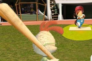 小鸡的棒球