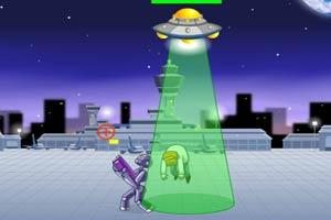 UFOVS智能机器人