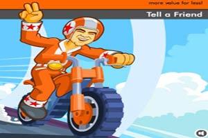 摩托车花式表演