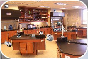 化学实验室隐藏物