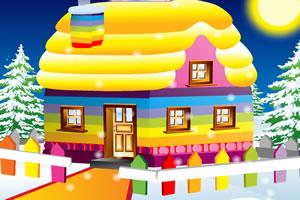 冬季装修别墅