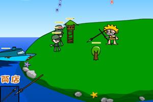 守卫钓鱼岛