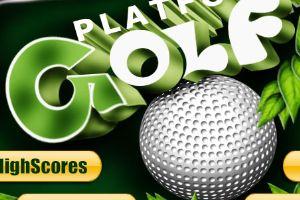 平台高尔夫球