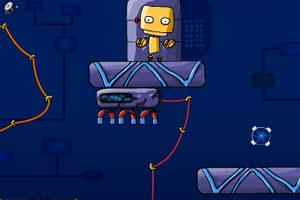 聪明机器人闯关无敌版