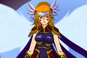 武神女战士