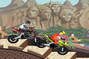 火影长城摩托车赛