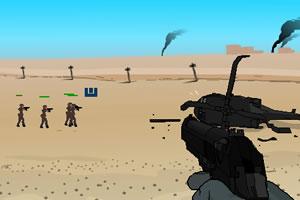 沙漠狙击手无敌版