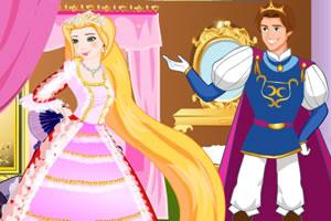 长头发公主