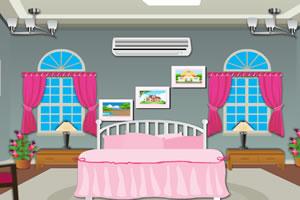 布置可爱女生卧室