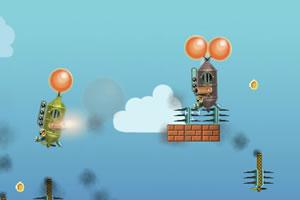 气球机器人大战