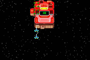 争夺太空要塞