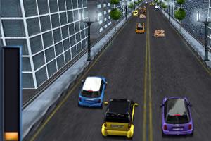城市障碍汽车