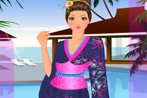 日式和服风格