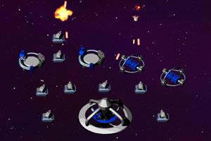 太空防卫战