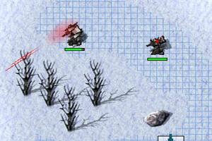虚拟雪地塔防
