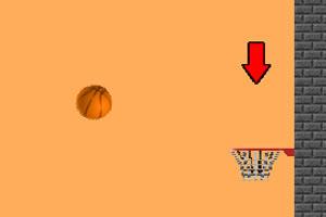 大炮射篮球