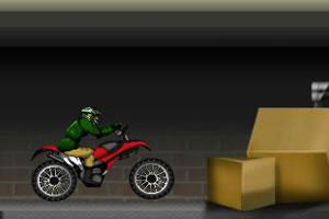 摩托技巧挑战赛