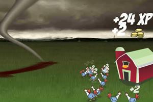 可怕的龙卷风