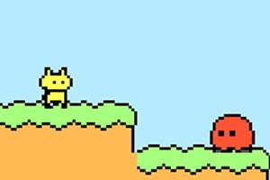 黄色小鬼冒险之旅