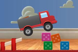 玩具大卡车