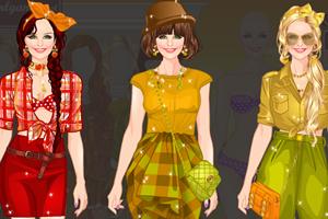 绝妙秋季时尚