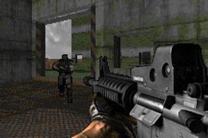 CS气枪射击2