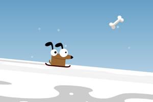 疯狂雪橇犬