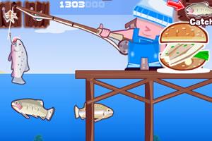 浅海鳕鱼堡