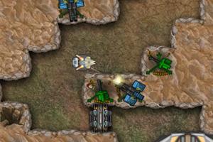 峡谷防卫2