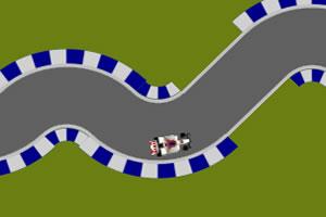F1竞速赛车