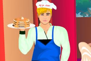 厨师男孩装扮