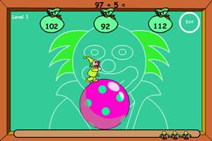 小丑踩球算数