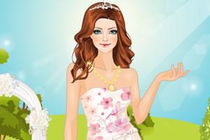 俊俏的新娘