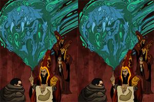 潘多拉的传说找不同