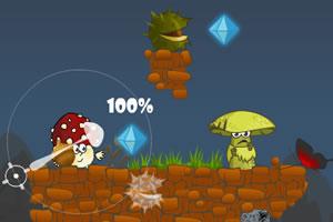 消灭坏蘑菇