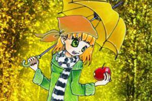 伞下的贝拉
