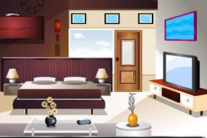 逃离温馨卧室
