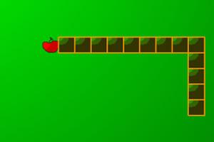 吃苹果的贪吃蛇