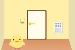 逃出小鸡拼图房间