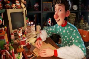 亚瑟的圣诞节