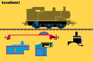 组装托马斯小火车