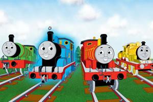 托马斯和朋友鸣汽笛
