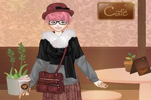 咖啡厅的装扮