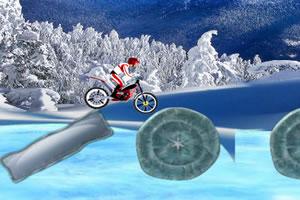 摩托车冬季之旅2