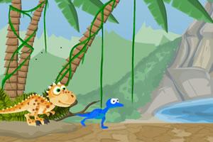 小恐龙森林探险