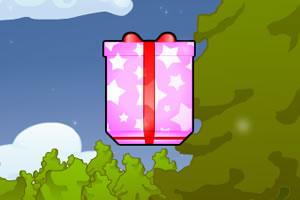 圣诞节堆礼物